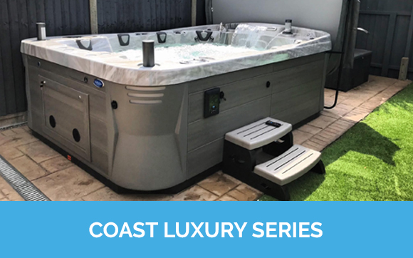 Coast Luxury Series Hot Tubs