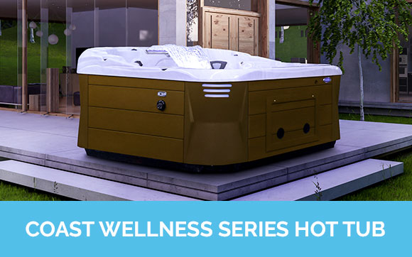 Coast Wellness Series Hot Tubs