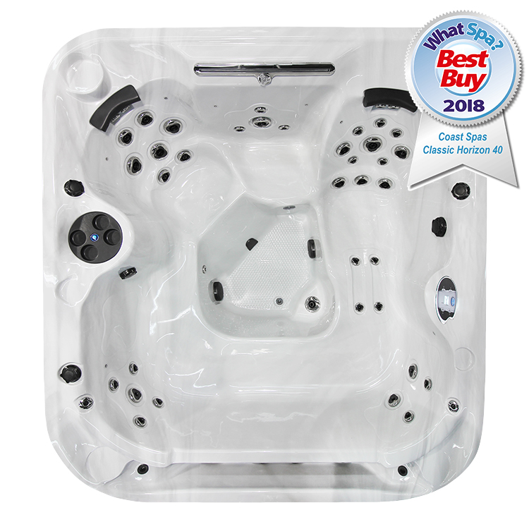 Coast Spas Horizon 40 Hot Tub