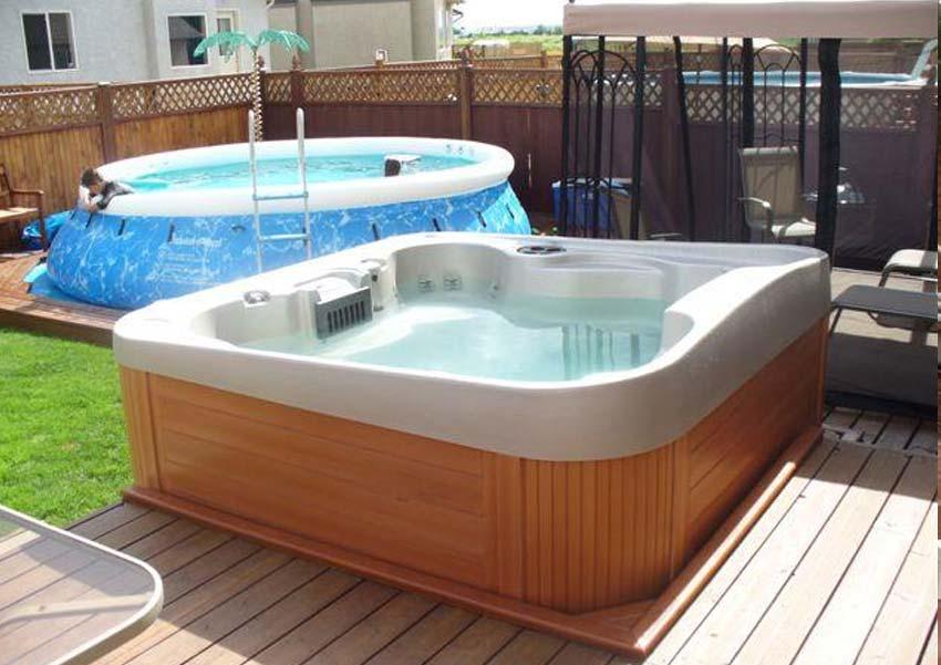 Radiance Curve 7 Person Luxury Hot Tub Coast Spas