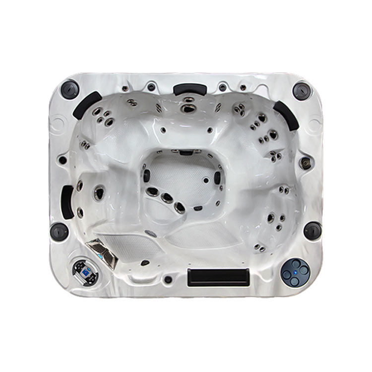 ALPHA ELITE 50 Elite Series Hot Tub