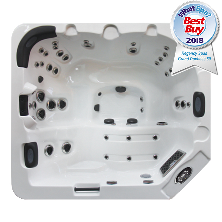Grand Duchess Regency Collection 5 Person Hot Tub
