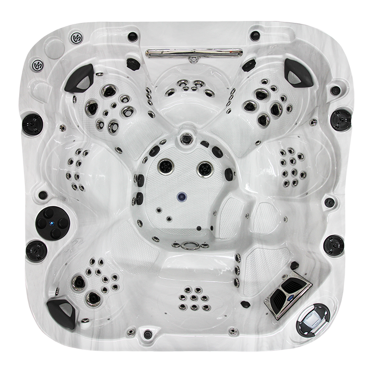 Coast Spas Apex B Curve 82 Hot Tub